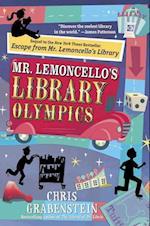 Mr Lemoncello's Library Olympics af Chris Grabenstein