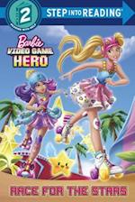 Race for the Stars (Barbie Video Game Hero) (Step Into Reading)