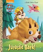 Jurassic Bark! (Little Golden Books)