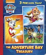 The Adventure Bay Treasury (Paw Patrol) (Padded Board Book)