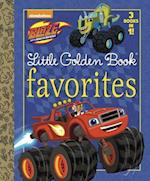 Blaze and the Monster Machines (Little Golden Book Favorites)