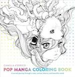 Pop Manga Coloring Book af Camilla D'errico