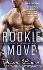 Rookie Move (Berkley Sensation, nr. 1)