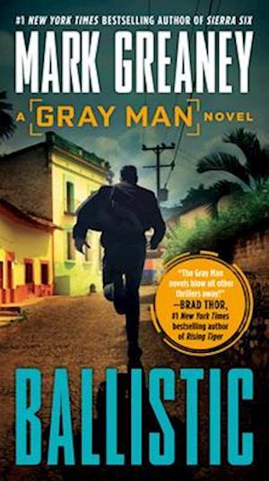 Bog, paperback Ballistic af Mark Greaney