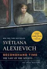Secondhand Time af Svetlana Aleksijevitj