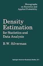 Density Estimation for Statistics and Data Analysis (MONOGRAPHS ON STATISTICS AND APPLIED PROBABILITY, nr. 26)