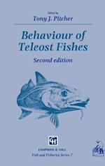 Behaviour of Teleost Fishes (Fish and Fisheries Series, nr. 7)