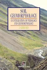 Soil Geomorphology af John Gerrard