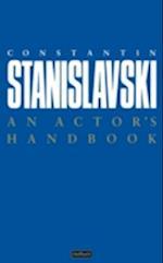An Actor's Handbook af Constantin Stanislavski, Elizabeth Reynolds Hapgood