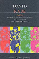 Rabe Plays (Contemporary Dramatists)