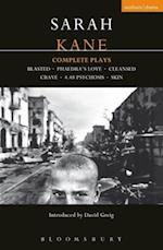 Kane: Complete Plays (Contemporary Dramatists)
