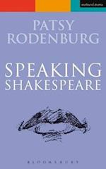 Speaking Shakespeare af Patsy Rodenburg