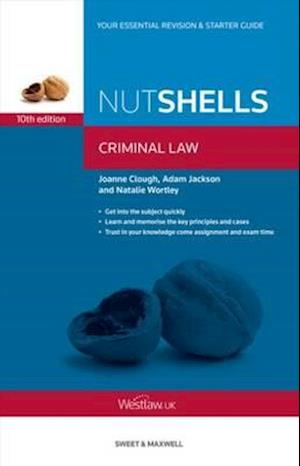 Nutshells Criminal Law