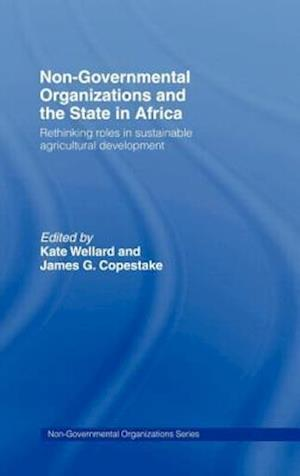 Non-Governmental Organizations and the State in Africa