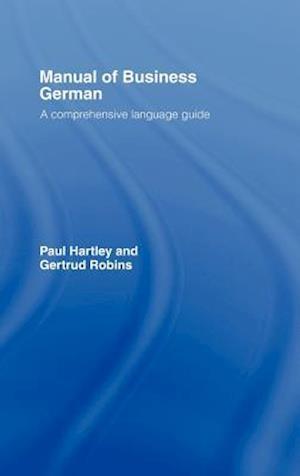 Manual of Business German