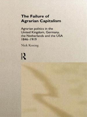The Failure of Agrarian Capitalism
