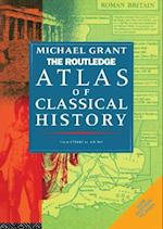 The Routledge Atlas of Classical History (Routledge Historical Atlases)