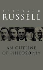 An Outline of Philosophy af Bertrand Russell, John Slater
