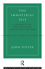 The Immaterial Self af John Foster