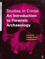 Studies in Crime af Anthony Martin, John Hunter, Carol Heron