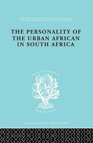 The Personality of the Urban African in South Africa
