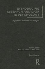 Introducing Research and Data in Psychology (Routledge Modular Psychology)