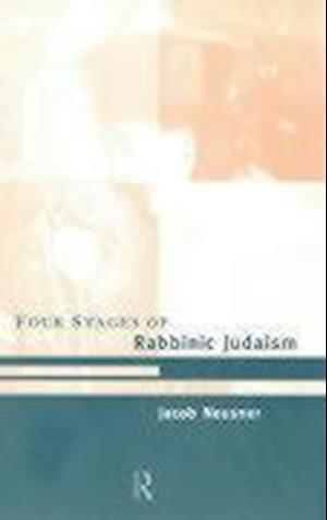 Four Stages of Rabbinic Judaism