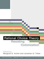 Rational Choice Theory (Critical Realism Interventions Hardcover)