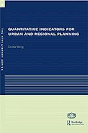 Bog, paperback Indicators for Urban and Regional Planning af Cecilia Wong