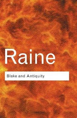 Blake and Antiquity
