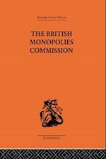 The British Monopolies Commission