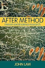 After Method (The International Library of Sociology)