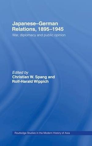 Japanese-German Relations, 1895-1945