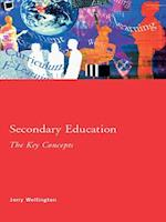 Secondary Education (Routledge Key Guides)