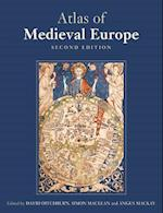 The Atlas of Medieval Europe af David Ditchburn, Angus Mackay, Simon MacLean