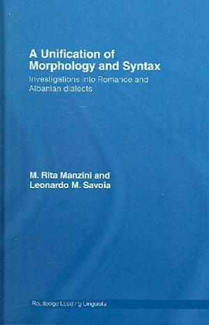 A Unification of Morphology and Syntax