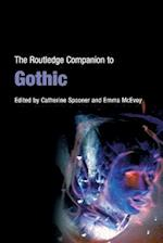 The Routledge Companion to Gothic af Catherine Spooner, Emma McEvoy