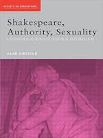 Shakespeare, Authority, Sexuality (Accents on Shakespeare, nr. 3)