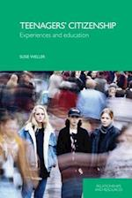 Teenagers' Citizenship (Relationships and Resources, nr. 1)