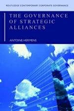 The Governance of Strategic Alliances (Routledge Contemporary Corporate Governance, nr. 4)