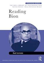Reading Bion (The New Library of Psychoanalysis, nr. 10)