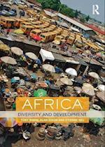 Africa af Tony Binns, Etienne Nel, Alan Dixon