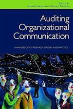 Auditing Organizational Communication