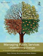 Managing Public Services - Implementing Changes