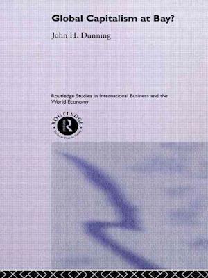 Bog, paperback Global Capitalism at Bay af John Dunning