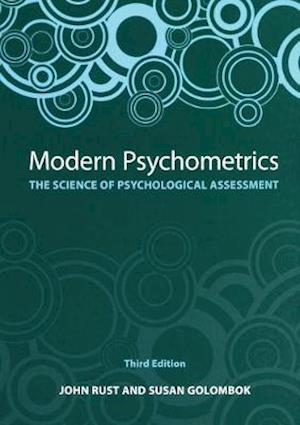 Modern Psychometrics : The Science of Psychological Assessment