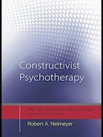 Constructivist Psychotherapy (Cbt Distinctive Features)