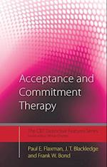 Acceptance and Commitment Therapy (Cbt Distinctive Features)
