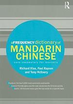 A Frequency Dictionary of Mandarin Chinese