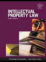 Intellectual Property Lawcards 6/E (Lawcards)